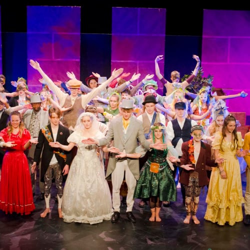 Sedbergh Senior School - Performing Arts